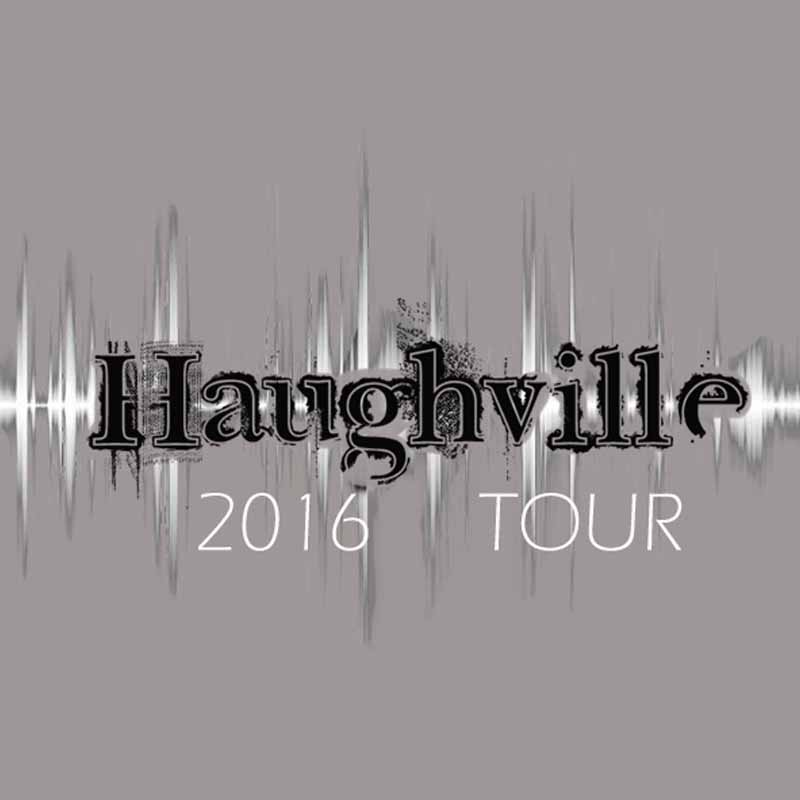 Haughville 2016 tour design